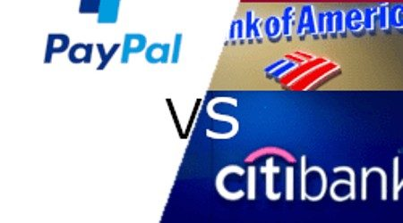 PayPal vs UK banks for international transfers