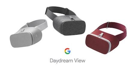 Google's Project Daydream View is affordable VR for smartphones