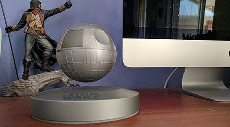 Plox Star Wars Bluetooth levitating speaker review