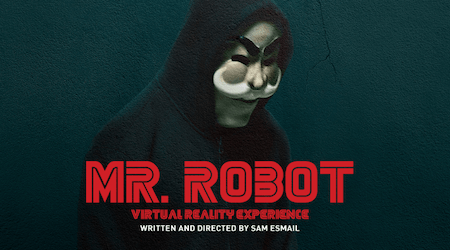 Mr Robot releases virtual reality experience