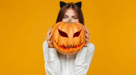 Move over sexy bunny, there's a new top Halloween costume this year