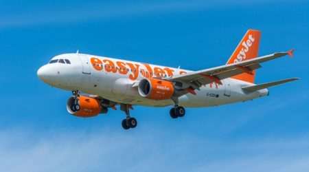 British Budget airline easyJet benefits from collapse of rivals