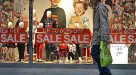 UK shoppers splash their Black Friday cash online