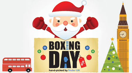 Boxing Day Sales in London 2020