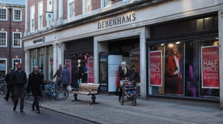 Debenhams teams up with Western Union to offer global money transfers to more than 200 countries