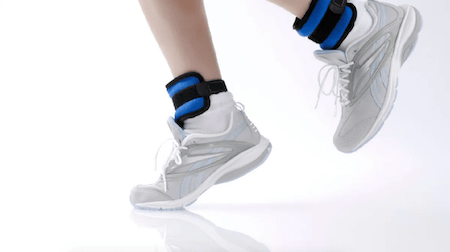Where to buy ankle weights online in the UK
