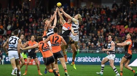 How to watch AFL November 2020 games live from the UK