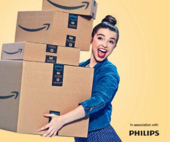 Get Amazon Prime Student image
