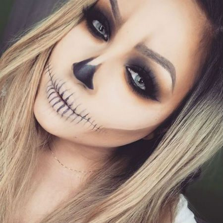 Easy And Quick Halloween Makeup Looks And Tutorials Finder Uk