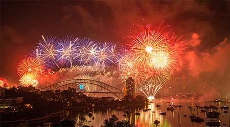Best New Year's Eve Sydney restaurants for fireworks for 2021