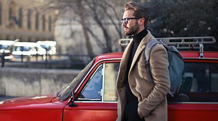 Top autumn fashion trends for men 2021