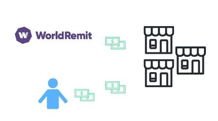 How to find a WorldRemit location