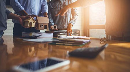 Buying property at an auction with a mortgage