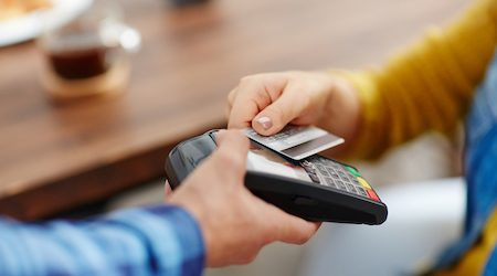 Contactless payment limit set to rise to £100 from October