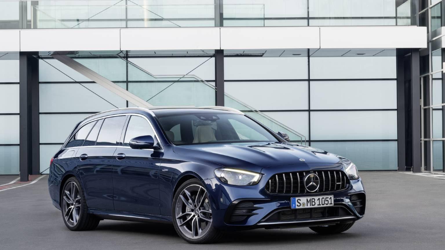 Mercedes AMG E 53 4MATIC+ Estate