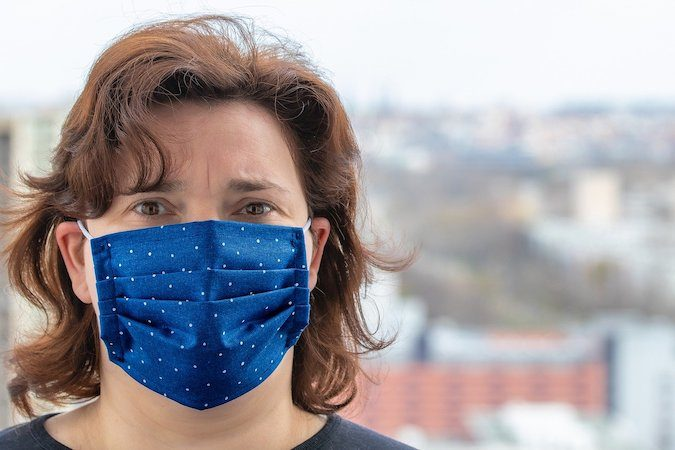 Buy Cloth And Cotton Face Masks Online 15 In Stock Uk Shops September 2020