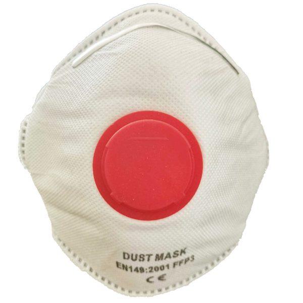 an ffp3 protective face mask
