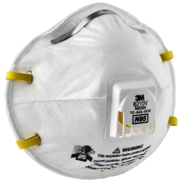 an n95 protective face mask