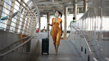 Coronavirus: Airports make face masks mandatory for passengers