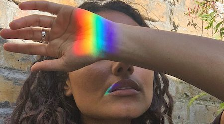 Celebrate Pride in style with boohoo's latest rainbow collection