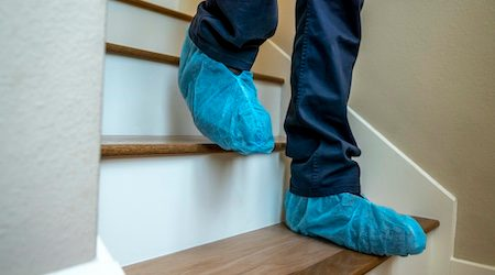 Where to buy shoe covers online