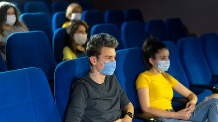 Coronavirus: Face covering rules extended to more indoor spaces