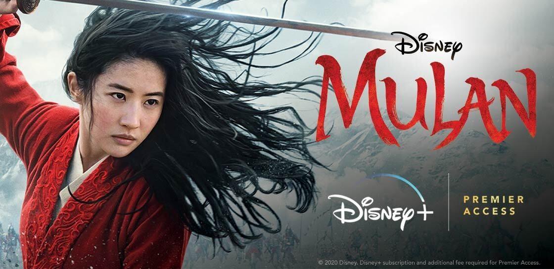 Watch Mulan on Disney+ Premier