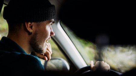 Temporary car insurance for non-UK residents