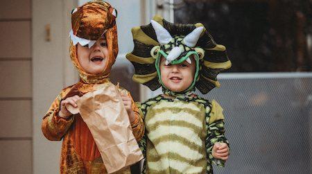 Easy Halloween costume ideas