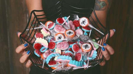 Halloween sweets guide 2020