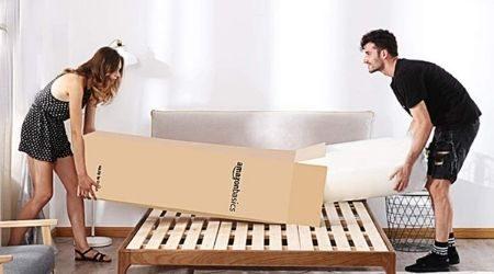 AmazonBasics mattress review