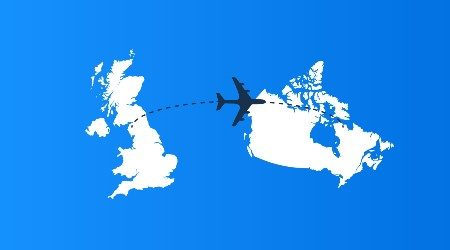 What to know about travelling to Canada from the United Kingdom during COVID-19