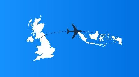 What to know about travelling from the UK to Indonesia during COVID-19