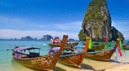 11 places like Thailand you should visit