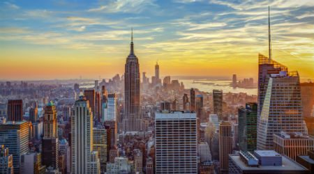 Cheap flights to New York for 2020