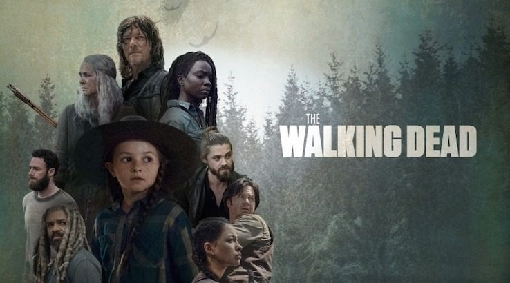 The Walking Dead promo image