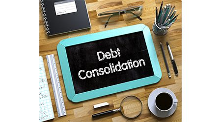 How to consolidate short term loan debt