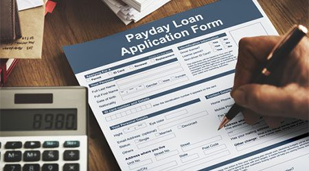 Get a payday loan for one month