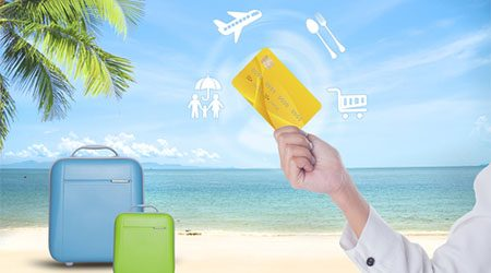 No annual fee travel rewards credit cards