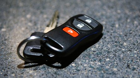 Does car insurance cover lost car keys?