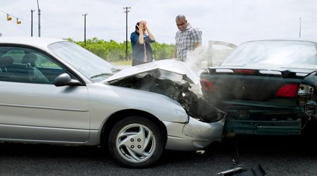 Does car insurance cover a write-off?