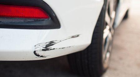 Does car insurance cover paint damage?