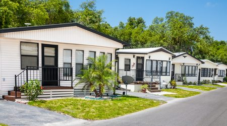 Mobile and modular home financing