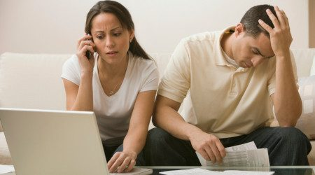 Can you be responsible for someone else's credit card debt?