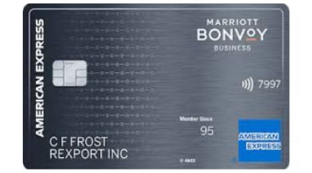 Marriott Bonvoy Business American Express Card Review