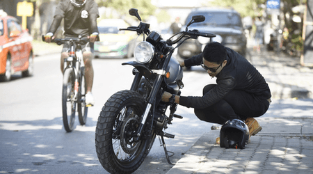 Motorcycle insurance without a license