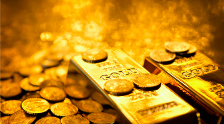 How to invest in gold in Canada
