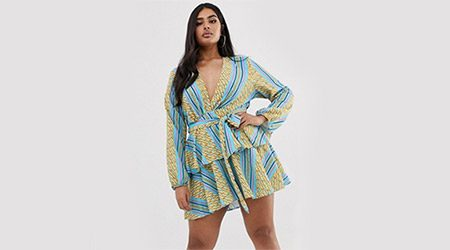 Top 10 stores to buy plus size dresses in Canada online 2020