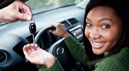 Car loans for first-time buyers