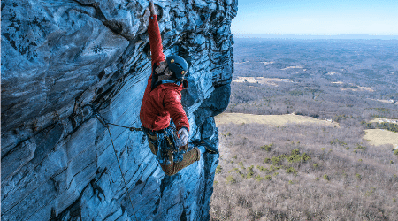Life insurance for rock climbers